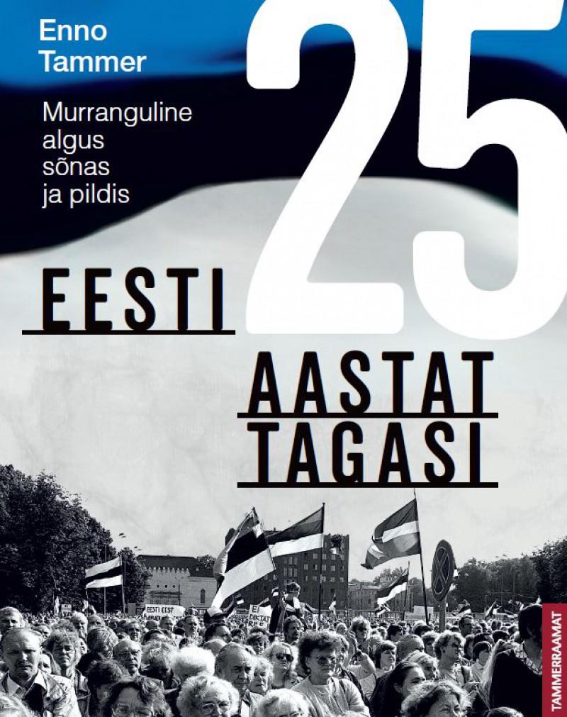 Eesti 25 aastat tagasi