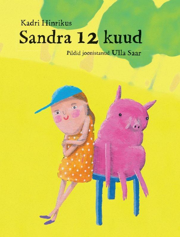 Sandra 12 kuud