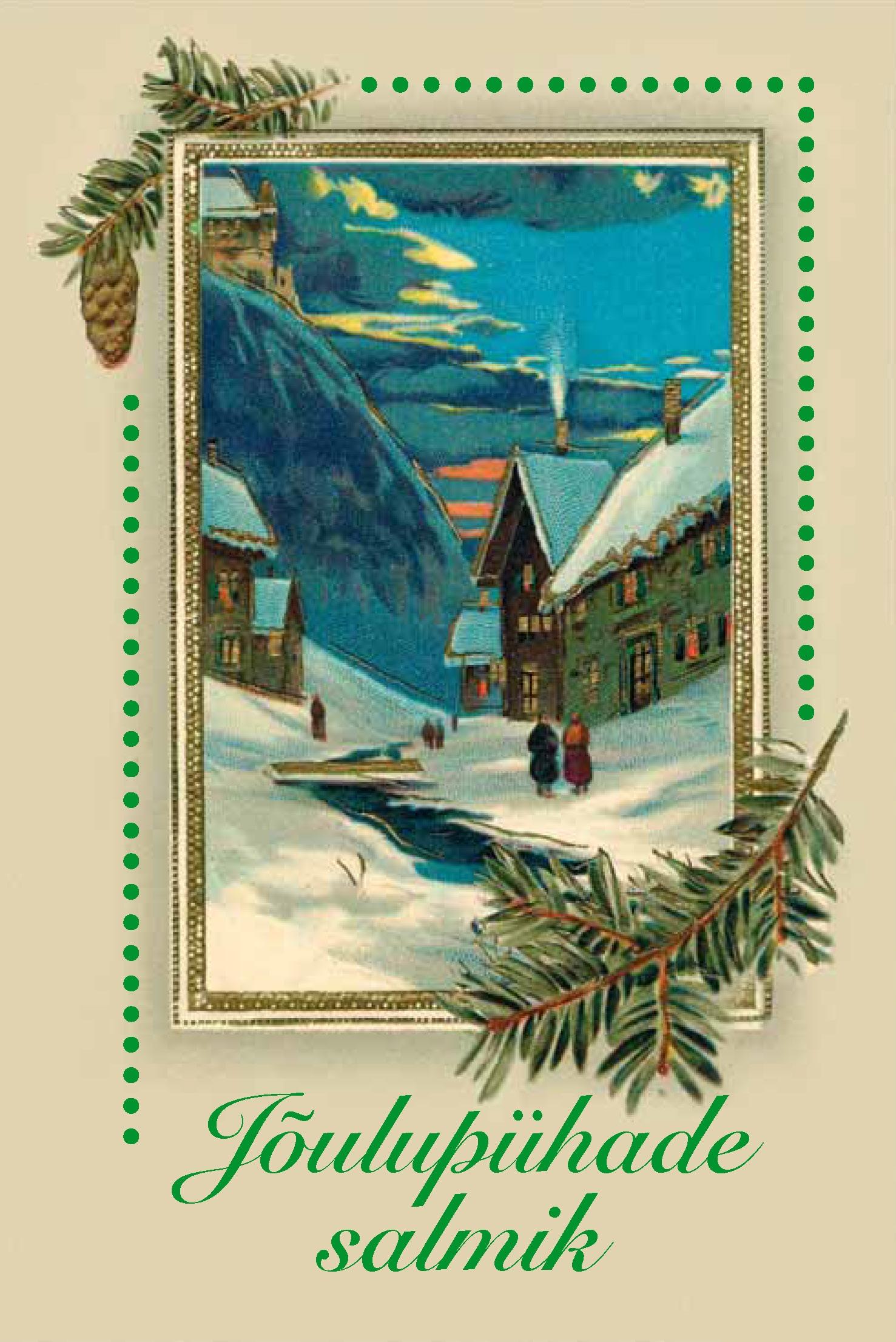 Jõulupühade salmik