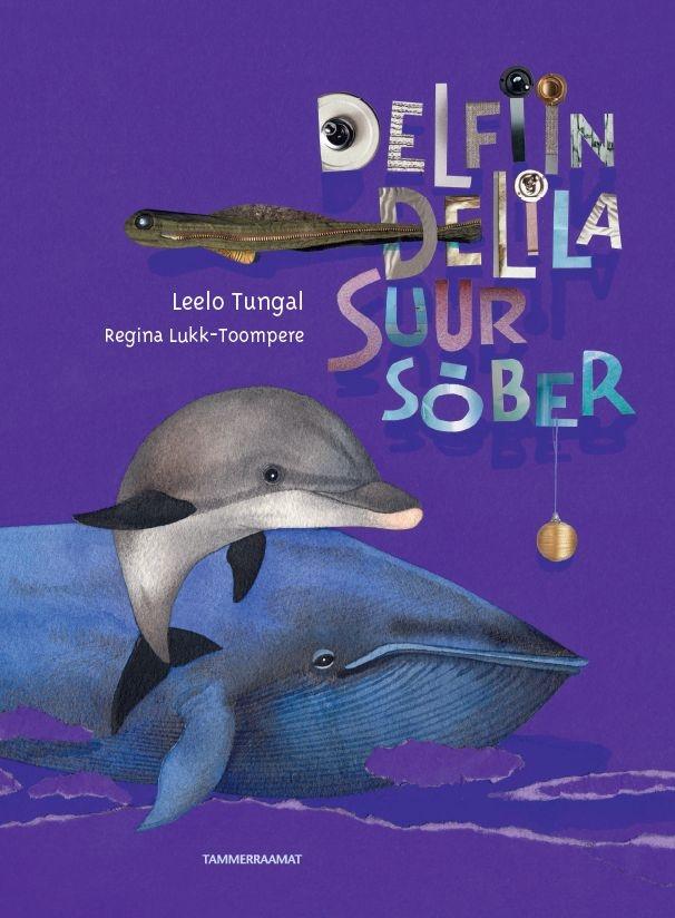 Delfiin Delila suur sõber