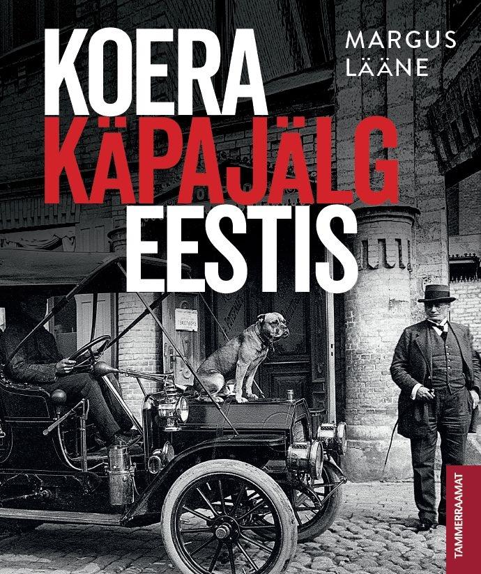 Koera käpajälg Eestis